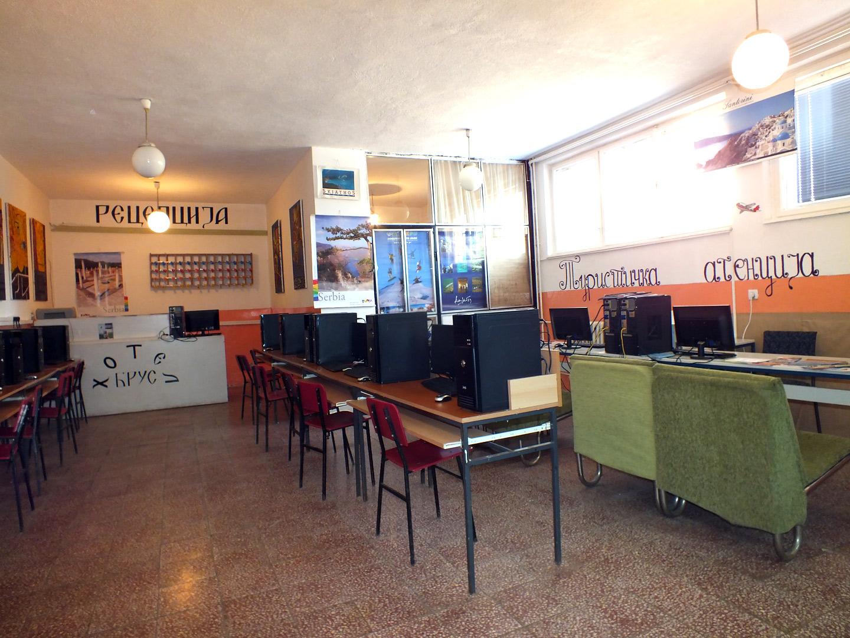 Кабинет за Агенцијско и хотелијерско пословање