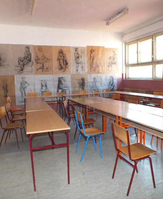 Кабинет за Ликовну уметност