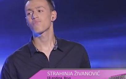 Учениk Страхиња Живановић иде у наредни круг Пинкових звездa