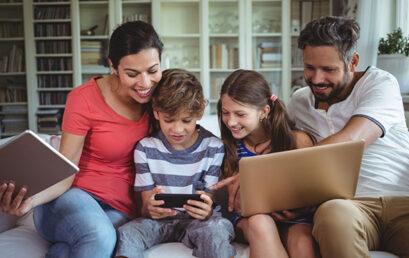 Повећана безбедност породице на Интернету
